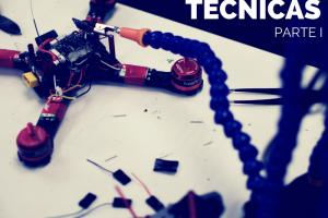 Tecnología dron: Especificaciones técnicas (Parte I)