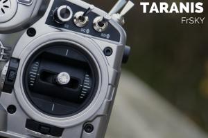 Sistema de Emisión – Radiocontrol – Caso particular: Taranis FrSKY